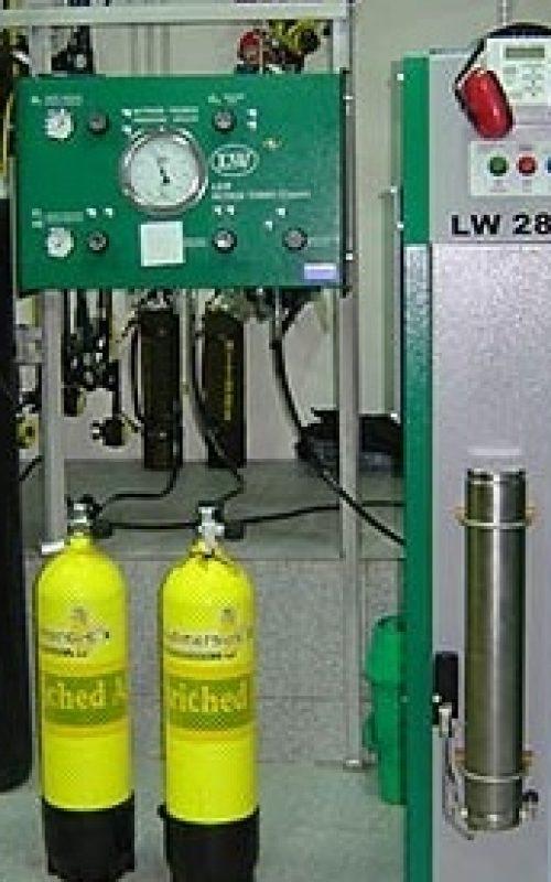 Advanced Gas Blender
