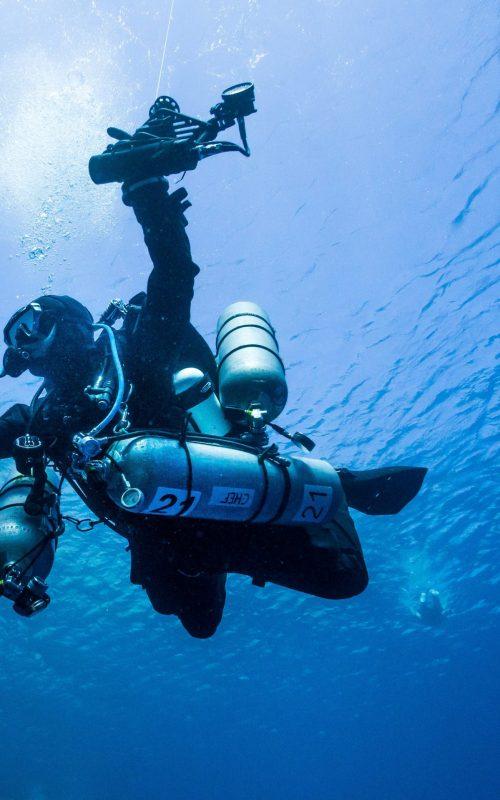 Extended Range Diver