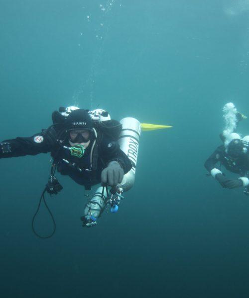 Master scuba diver 2